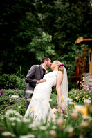Arielle & Mohammed - The Troutdale House