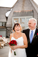 Shelley & Vince - Timberline Lodge, OR