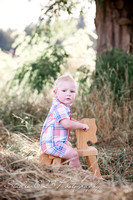 WEB FILES - Emerson's 1 Year Photos