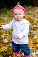 Kenzie 1 Year Photo Shoot